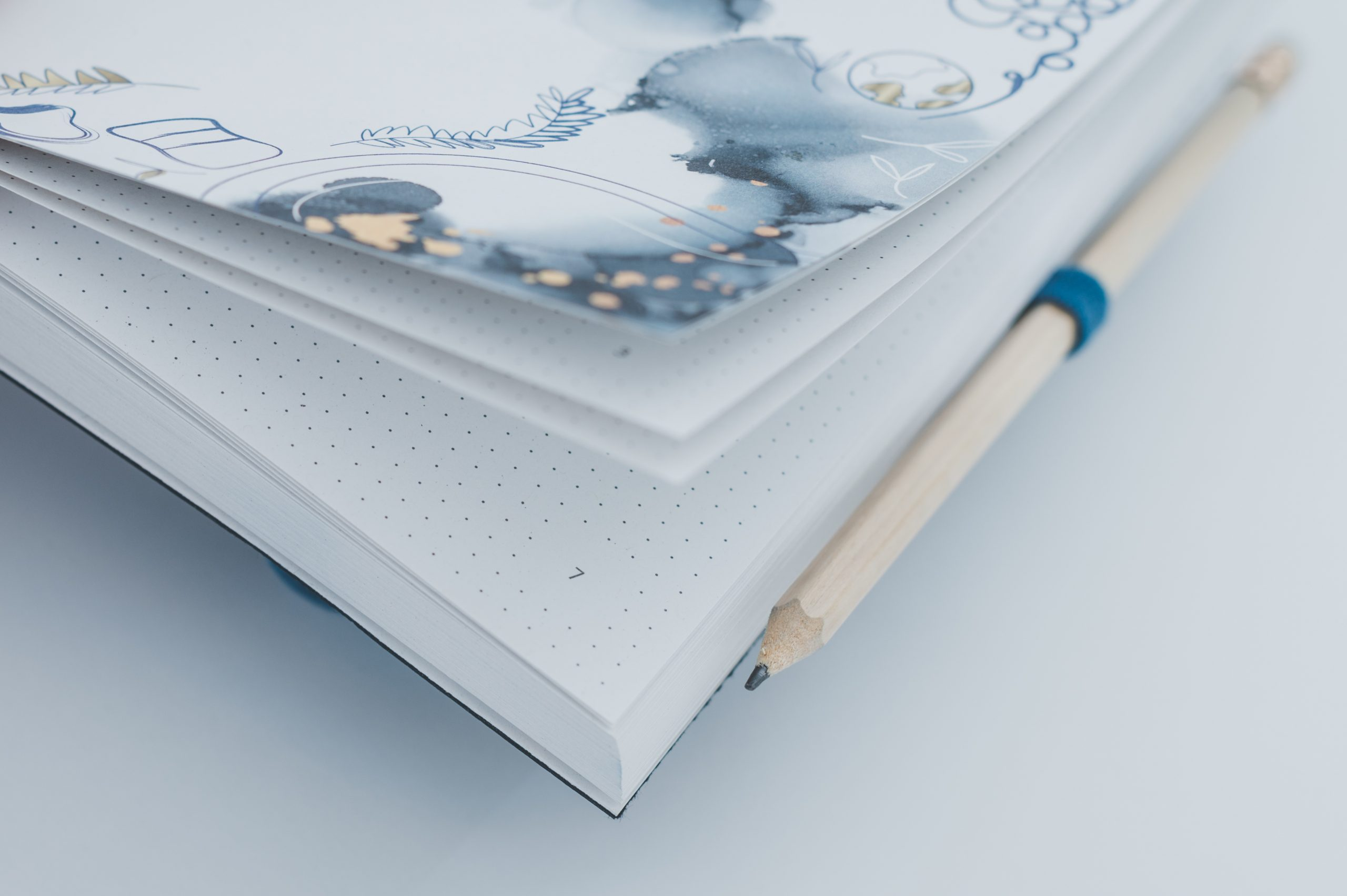 Details on the stark collection notebook from nez living